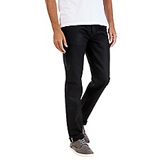 Burton - Montague burton slim fit black selvedge premium jeans
