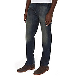 Burton - Dirty tint relaxed jeans
