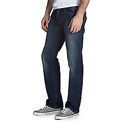 Burton - Mid-tint relaxed jeans