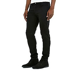 Burton - Black stretch skinny jeans