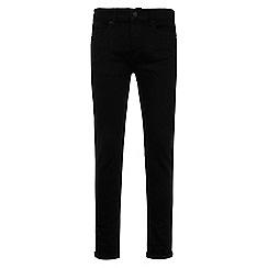 Burton - Black super skinny jeans