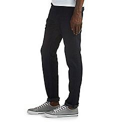 Burton - Dark blue stretch skinny jeans