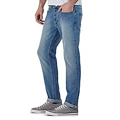 Burton - Light blue stretch skinny jeans
