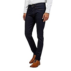 Burton - Raw indigo super skinny jeans