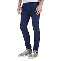 Burton - Blue super skinny jeans