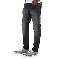 Burton - Washed black skinny jeans