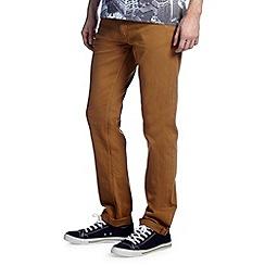 Burton - Tobacco slim jeans