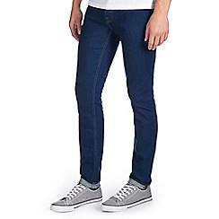 Burton - Dark blue super skinny jeans