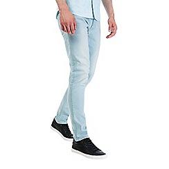 Burton - Super skinny bleach wash jeans