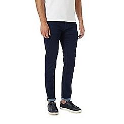 Burton - Super skinny dark wash jeans with enhanced stretch