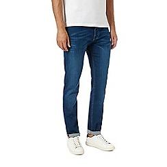 Burton - Super skinny mid wash jeans with enhanced stretch