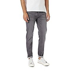 Burton - Superskinny grey wash jeans with enhanced stretch