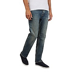 Burton - Straight fit dirty tint jeans