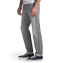 Burton - Grey straight jeans