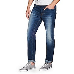Burton - Rinse wash straight jeans
