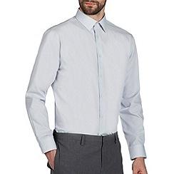 Burton - Grey regular fit shirt*