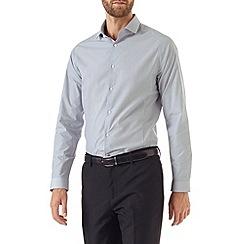 Burton - Skinny fit plain grey shirt