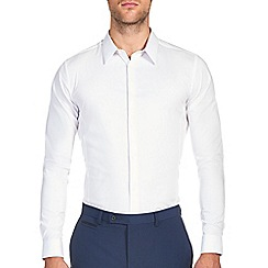 Burton - White stretch smart shirt
