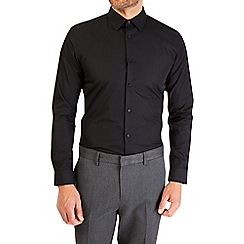 Burton - Black essential slim A17 shirt
