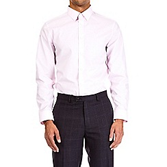 Burton - Pink essential tailored A17 shirt