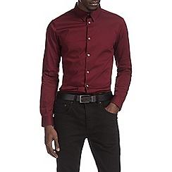 Burton - Burgundy smart shirt