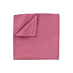 Burton - Pink tonic pocket square