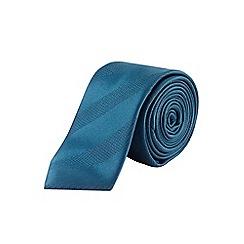Burton - Green stripe tie