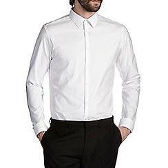 Burton - Montague burton tailored white shirt