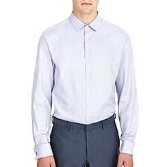 Burton - Lilac tailored shirt