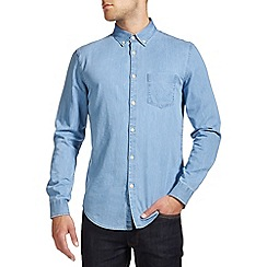 Burton - Blue denim shirt