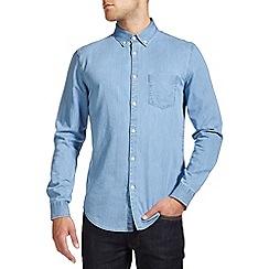 Burton - Blue denim shirt