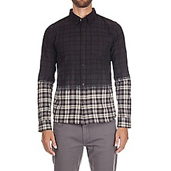 Burton - Long sleeve checked shirt