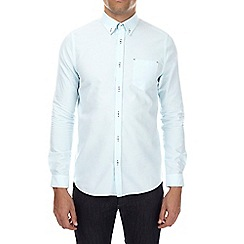 Burton - Mint long sleeve premium oxford shirt