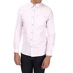 Burton - Pink long sleeve premium oxford shirt