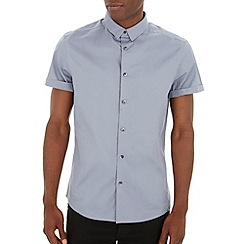 Burton - Grey stretch shirt