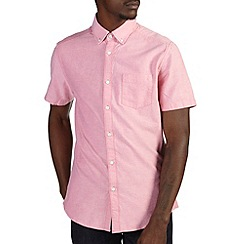 Burton - Pink oxford shirt
