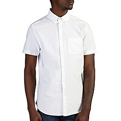 Burton - White oxford shirt