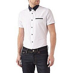 Burton - White smart shirt