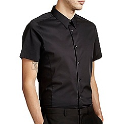 Burton - Black smart shirt