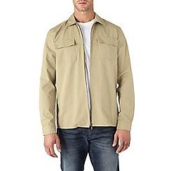 Burton - Stone zip overshirt