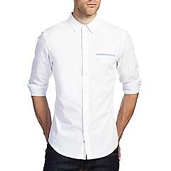 Burton - White laundered shirt
