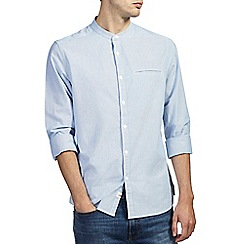Burton - Light blue stripe shirt