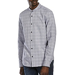 Burton - Blue smart check shirt