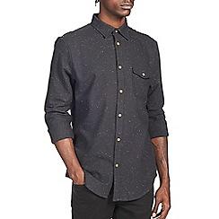 Burton - Black texture shirt