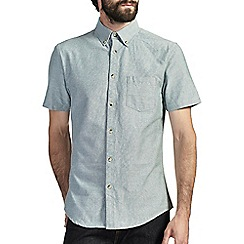 Burton - Green oxford shirt