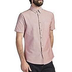 Burton - Red oxford shirt