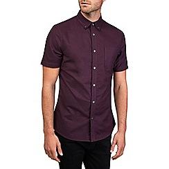Burton - Berry short sleeve oxford shirt