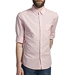 Burton - Pink long sleeve oxford