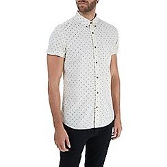 Burton - Short sleeve birch print shirt