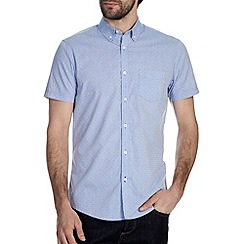 Burton - Blue arrow print shirt